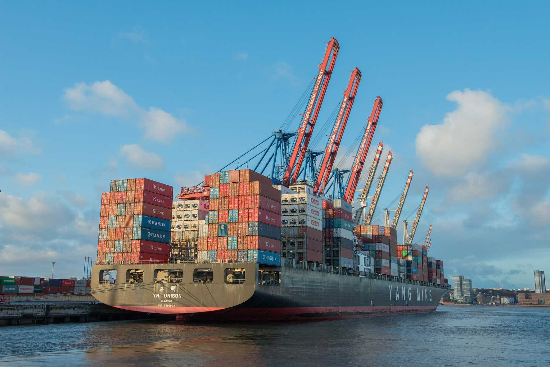Deutscher Exportüberschuss