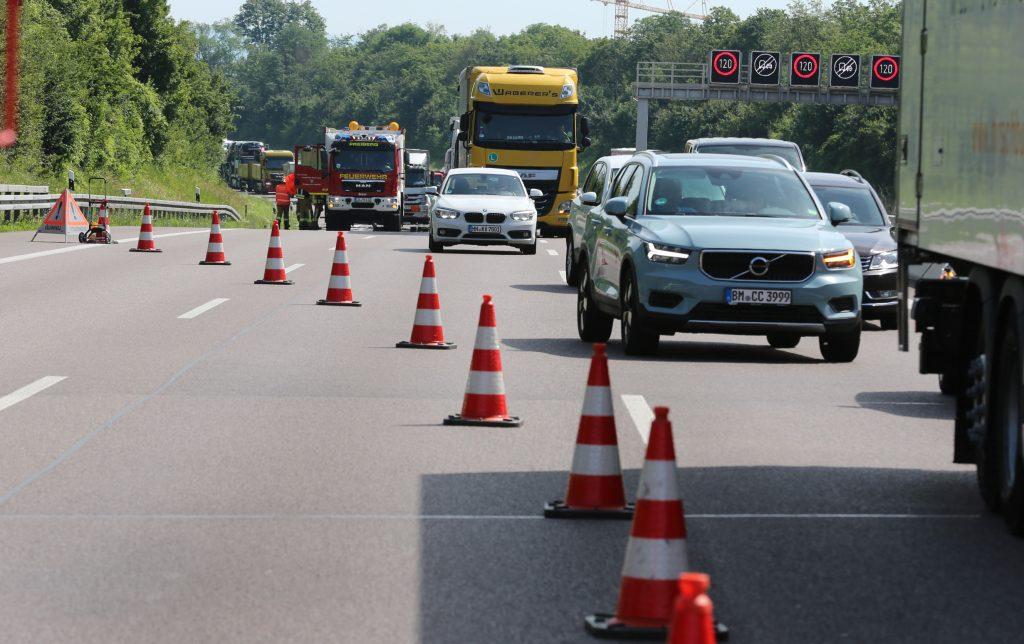 Welche Autobahnen Sind Gesperrt